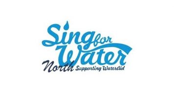 Sing for Water North logo
